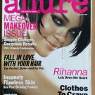Allure Magazine Back Issue January 2008 Rihanna Guard Down Flawless Skin