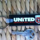 MLS United DC Soccer Souvenirs Key Ring Squeeze Ball
