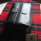 NEW Admiral DOPP KIT Jordan Two3 Leather Travel Case Shaving Kit Toiletries Collectible