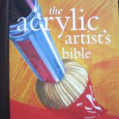 ArT BoOk THE ACRYLIC ARTISTS BIBLE by Marilyn Scott 0785819444 Free Shipping