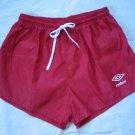 Vintage 80s Umbro Futbol Soccer Shorts
