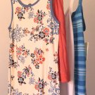 NEW Lot of Summer Tops FREE PEOPLE LUCKY BRAND Tops ZARA Accessories Coordinating Scarf Wrap NWT