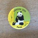 Vintage Pin London Zoo Panda Bear Pinback 1980s Authentic