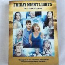 DVD FRIDAY NIGHT LIGHTS Season 2 Set 4 Disc Set Best Buy