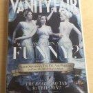 Vanity Fair Magazine April 2008 Tina Fey Amy Poehler Are Women Funny