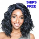 Mane Concept Brown Sugar Tweezed Lace Front Wig BS129