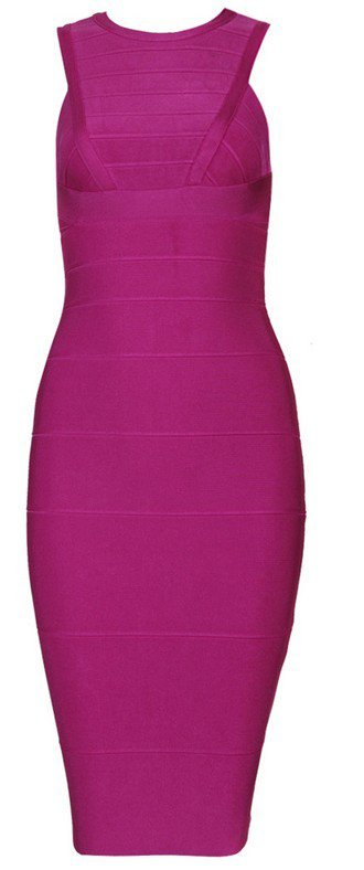 Cloverl Nina Bandage Bodycon Dress Free Global Shipping