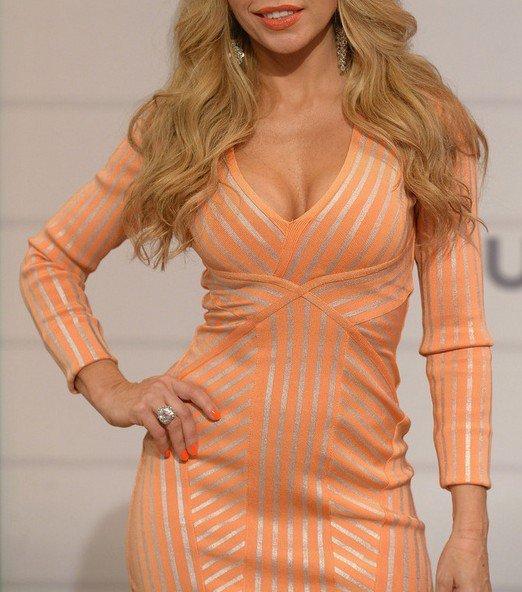 Cloverl Flora Orange Long Sleeve Dress   Free Global Shipping