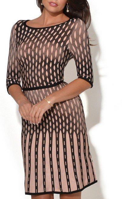 Cloverl Selena Mid Sleeve Bandage Dress Free Global Shipping