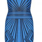 Cloverl Katerina Strapless Bandage Dress Free Global Shipping