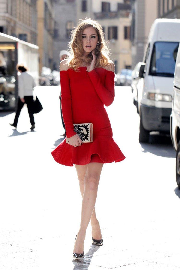 Cloverl Monica Off the Shoulder Bandage Dress