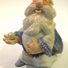 "Krystonia Figurine ""Shepf"" the Wind Wizard, Made in England"