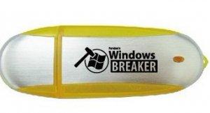 WindowsBreaker Windows OS Operating System Breaker Password Cracking Cracker Utility Thumb USB