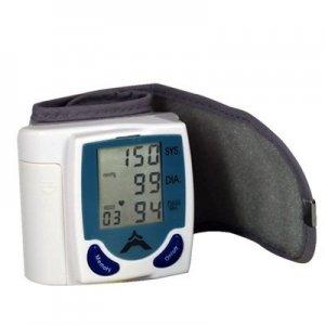 Wrist Blood Pressure Digital Monitor Heart Beat Meter