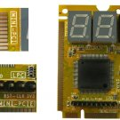 Mini PCI-E and mini-pic Notebook Post Code Card