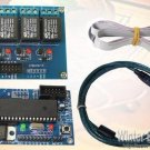 USB Multi-Functional Meter USB Voltage Tester and Relay Board Controller