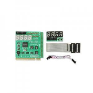 PC Analysis Card - Diagnostic Motherboard POST Tester