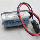 Mitsubishi A6BAT A6 BAT 3.6V ER17330V PLC Lithium Battery For AnS MRJ2