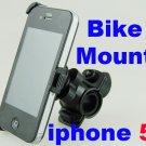 Bike bicycle Motor handlebar mount holder for Apple iPhone 5 Mobile phone