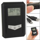Temperature Humidity Digital LCD Display Data Logger