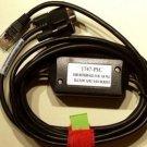 Allen Bradley AB Programming Cable Adaptor 1747-PIC 1747 PIC SLC 5/00-5/03