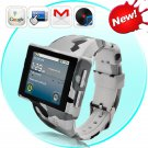 Android Phone Smartphone mobile phone Watch 2 Inch Capacitive Screen 2MP Camera Cell Phone watches