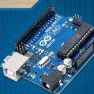 Arduino Compatible UNO Rev3 Development ATMEGA328P ATMEGA8U2 Circuit Board