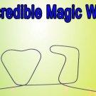 MEMORY WIRE Incredible Magic Trick Card Prediction Metallic transform wire