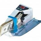 Mini Portable Handy Bank Note Cash Money Counter Machine