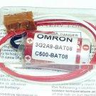 3G2A9-BAT08 C500-BAT08 PLC Battery For OMRON CQM1 C60P C2000H C500 C20