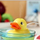 USB Ducky Duck powered Rubber Humidifier Humidifying air moisture