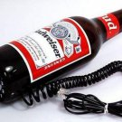 Beer Bottle Style fixed line Home Corded Telephone Budweiser Beer bottle shape phone