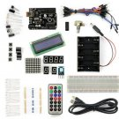 UNO R3 Prototype Starter Kit With 1602 LCD 16 Keypad Basic Arduino DIY Projects