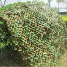 Military Camouflage Net Fire Retardant Military Style Camp Netting