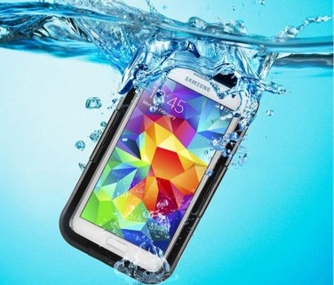 Waterproof Shockproof Dirt Snow Proof Durable Case Cover For S5