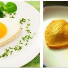 Cook Fried Egg Pancake Stainless Steel Heart Shape Shaper Mould Mold Kitchen Tool