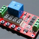 Self lock Relay Cycle Timer Module PLC Home Automation Delay Time Board