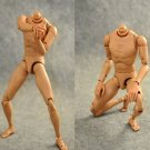 Narrow Shoulder HeadPlay Hot 1:6 Scale Action Figure Body Male Toys
