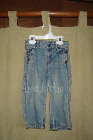 NWT The Children's Place Carpenter Denim Jeans 2T