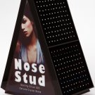 400pc. Nose Stud Rotating Display