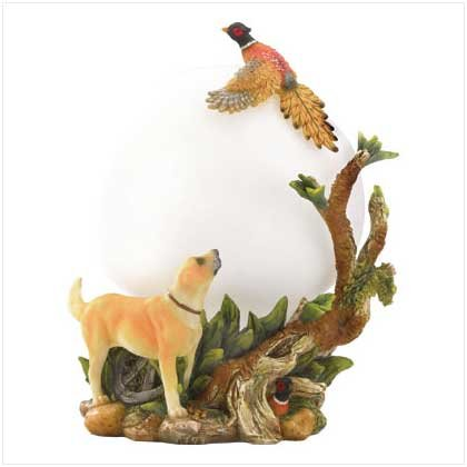 HUNTING DOG NIGHT LIGHT