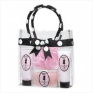 FRENCH STYLE BATH GIFT BAG SET
