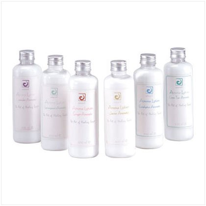 PK 6 ASSTD. BODY LOTION