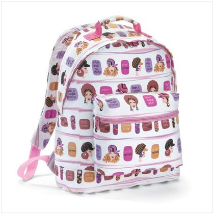 SAUCY SECRETS BACK PACK
