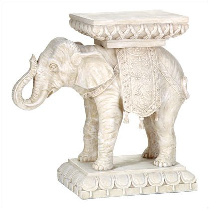 ALAB. ELEPHANT PLANT STAND