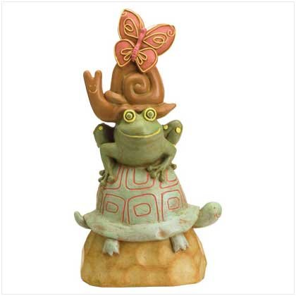 Sweet Life Totem Statue