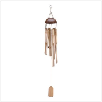 COCONUT BAMBOO WINDCHIMES