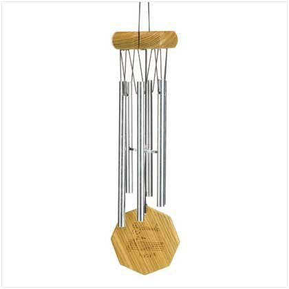 JW STANDARD FINCH WINDCHIME
