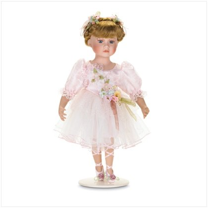 "15""HIGH BALLERINA DOLL"