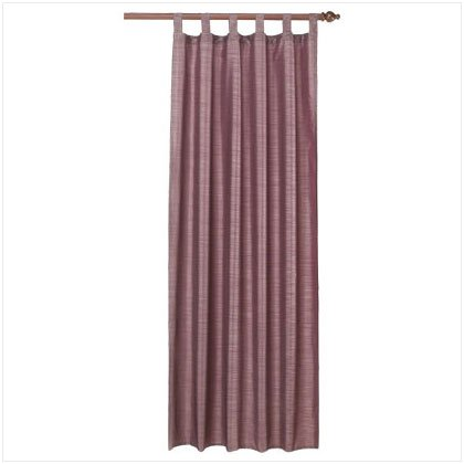 BLUEBERRY POLYSTRAIT CURTAIN